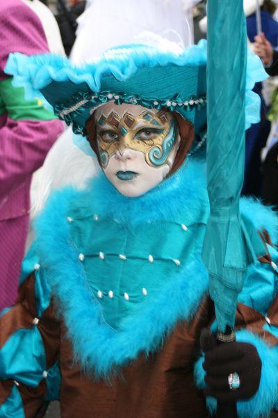 Carnaval de Binche en Belgique (14/12/2010)
