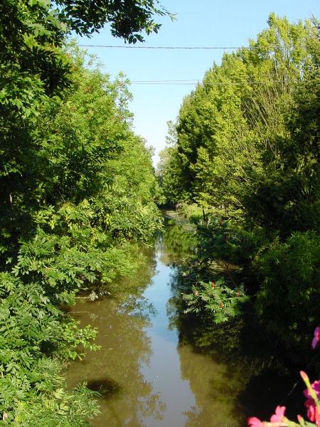 Eckbolsheim Pont du canal