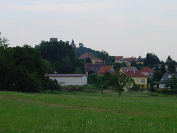 Lichtenberg le village et le château