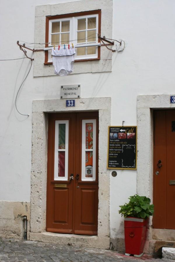 Lisbonne quartier de la Mouraria