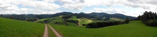 Oberhamersbach im Schwarzwald