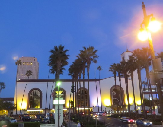 Union Station (la gare de Los Angeles)