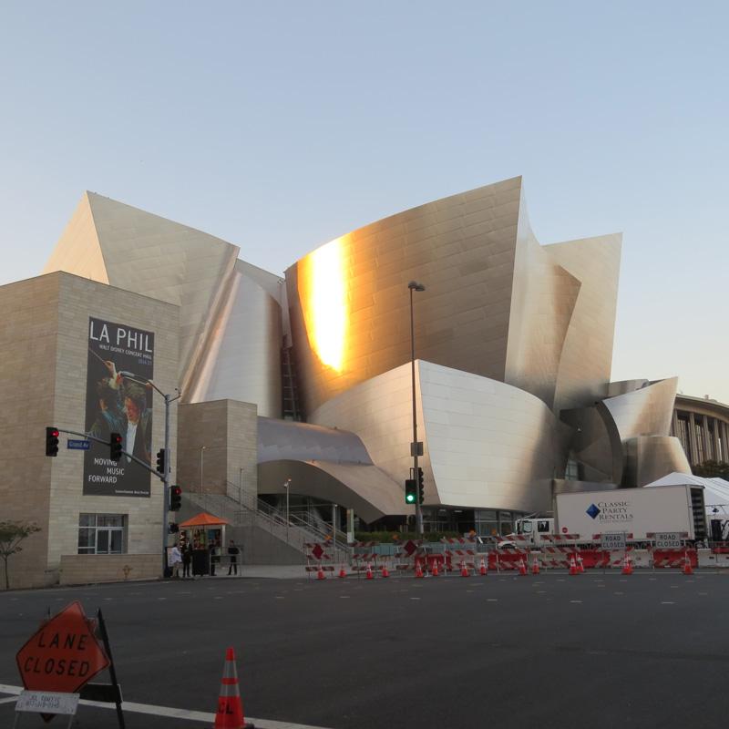 Le Walt Disney Concert Hall