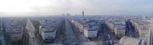 L'ouest de Paris
