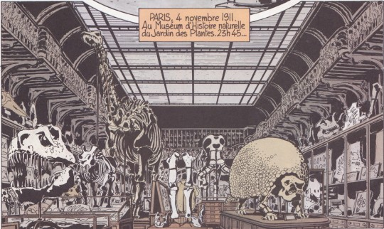 Galeries d'Anatomie comparée et de Paléontologie (Tardi)