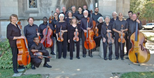 Confluence Chamber Orchestra