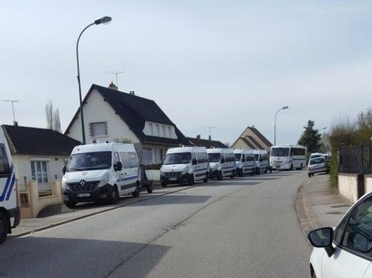 Les rues de Berd'huis