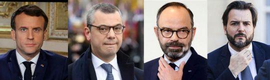 Ceux qui gouvernent la France