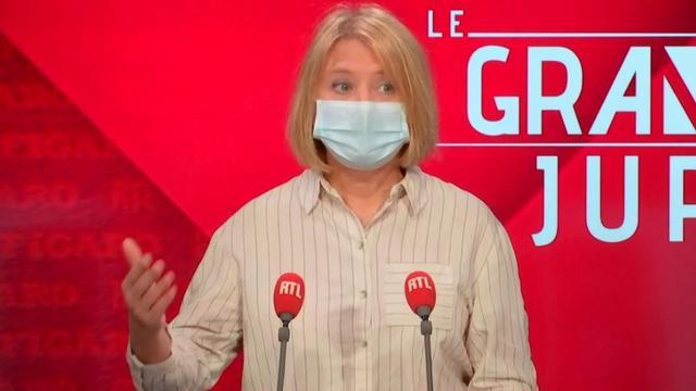 Karine Lacombe au Grand Jury LCI