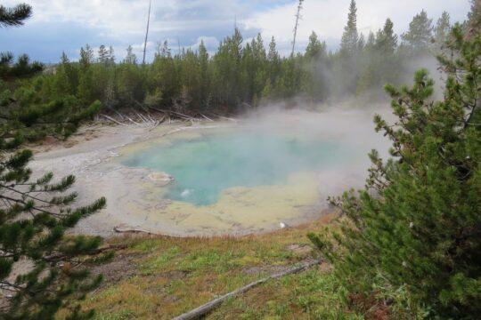 Source chaude