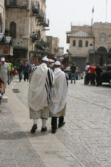 Deux Haredim