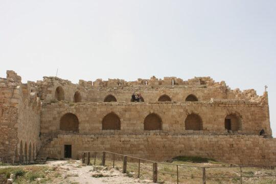 Le Krak de Moab (forteresse croisée)